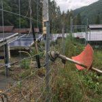 少し遠征して岐阜県美濃市まで太陽光発電所の草刈りです今回特別に裏技も公開します