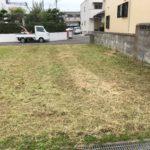 鈴鹿市内空き地の草刈り行ってきました 三重県鈴鹿市の草刈り業者 草刈り本舗桐生