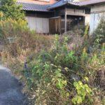 空き家の管理もお任せ下さい 三重県鈴鹿市の草刈り業者 草刈り本舗桐生