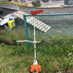 ナイロンコードでの草刈りについて 三重県鈴鹿市の草刈り専門店 草刈り本舗桐生